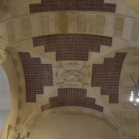 Фото росписи потолка в Лувре — фото 12