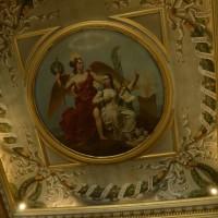 Фото росписи потолка в Лувре — фото 10