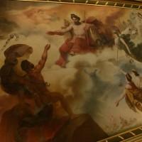 Фото росписи потолка в Лувре — фото 11
