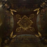 Фото росписи потолка в Лувре — фото 22