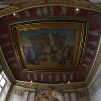 Фото росписи потолка в Лувре — фото 20