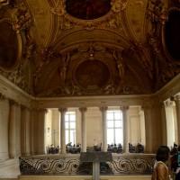 Фото росписи потолка в Лувре — фото 6