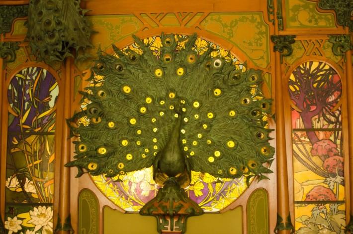 Убранство музея Карнавале — фото 26