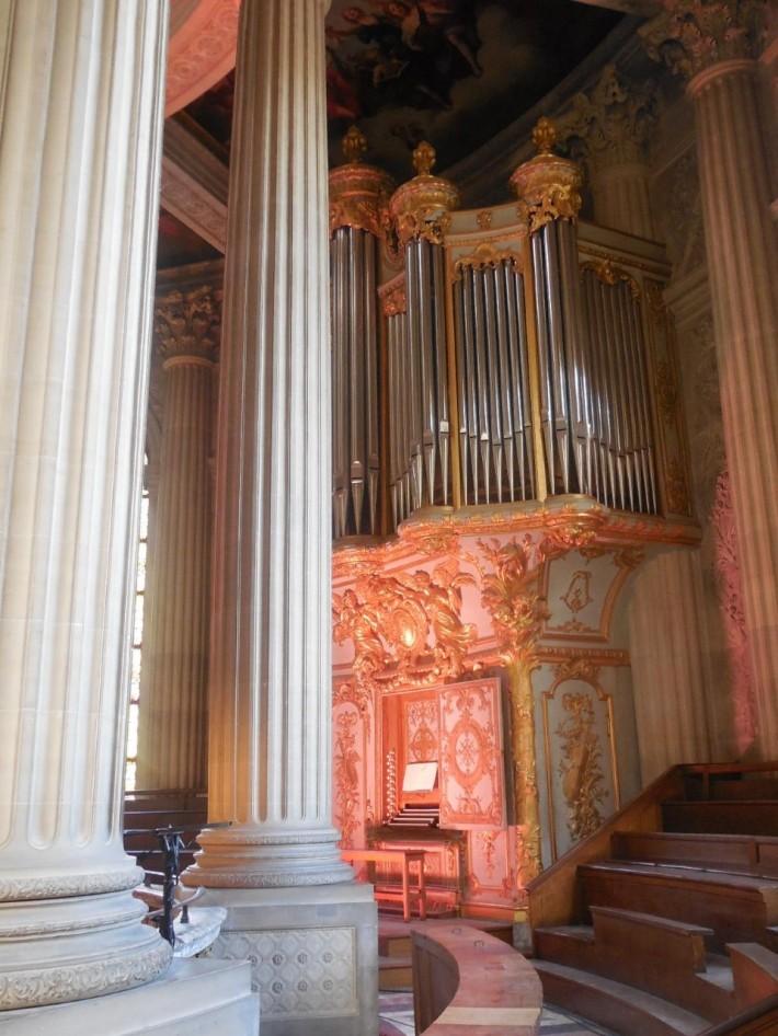Потолки и декор Версальского дворца — фото 52