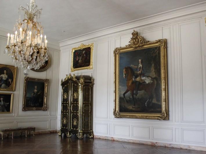 Потолки и декор Версальского дворца — фото 47