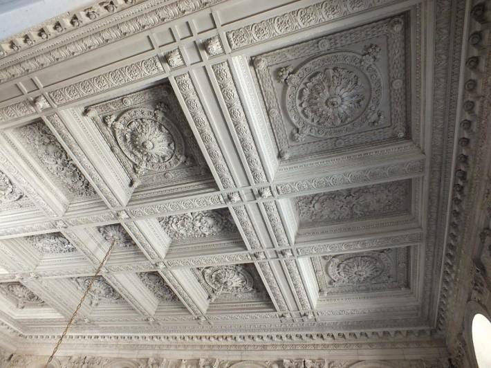 Потолки и декор Версальского дворца — фото 36