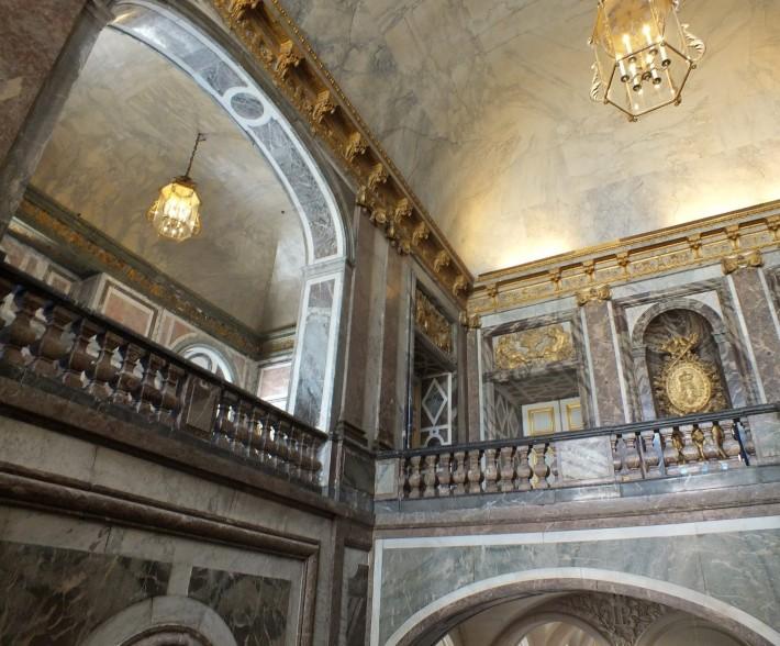 Потолки и декор Версальского дворца — фото 31