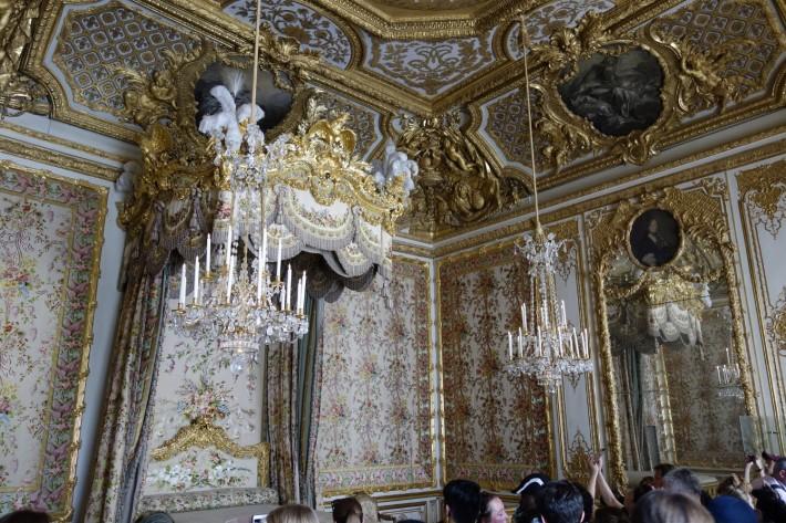 Потолки и декор Версальского дворца — фото 6
