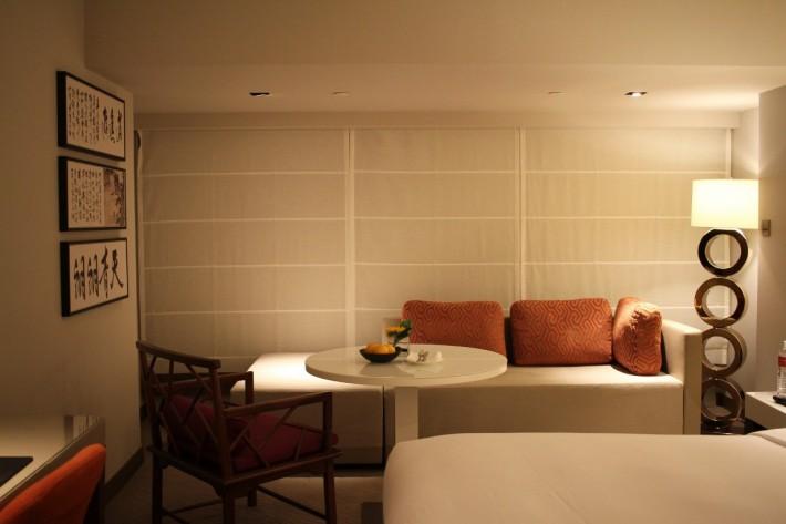 Спальня отеля Grand Hyatt Taipei — фото 2