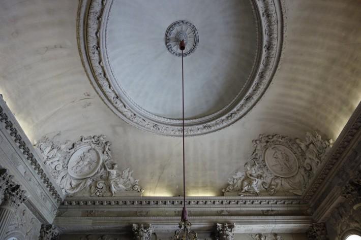 Потолки и декор Версальского дворца — фото 12