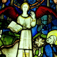Витражи Йоркского собора — фото 105