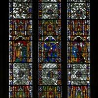 Витражи Йоркского собора — фото 82