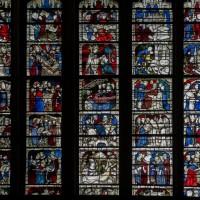 Витражи Йоркского собора — фото 75