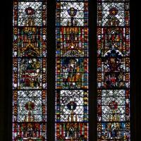 Витражи Йоркского собора — фото 79