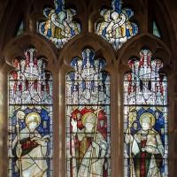 Витражи Йоркского собора — фото 91