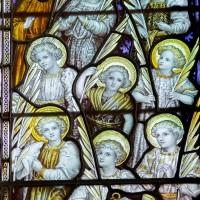 Витражи Йоркского собора — фото 90
