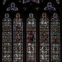 Витражи Йоркского собора — фото 96