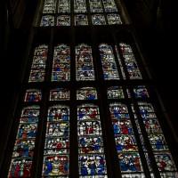 Витражи Йоркского собора — фото 71