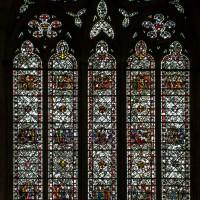 Витражи Йоркского собора — фото 83