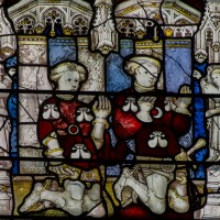 Витражи Йоркского собора — фото 81