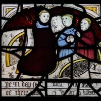Витражи Йоркского собора — фото 77