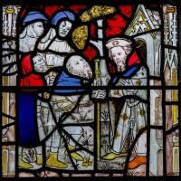 Витражи Йоркского собора — фото 76