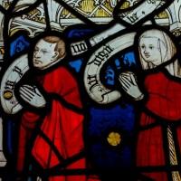 Витражи Йоркского собора — фото 93
