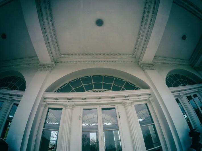 Лепной декор в Камероновой галерее в Царском селе — фото 2