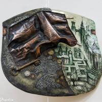 Керамика и стекло на Осенней выставке 2016 — фото 49