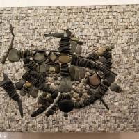 Мозаика на Осенней выставке 2016 — фото 1