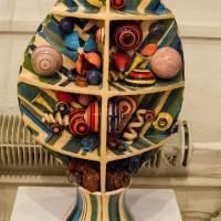 Керамика и стекло на Осенней выставке 2016 — фото 57