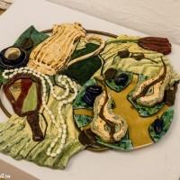 Керамика и стекло на Осенней выставке 2016 — фото 47