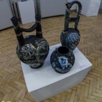Керамика и стекло на Осенней выставке 2016 — фото 42