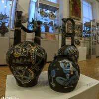 Керамика и стекло на Осенней выставке 2016 — фото 52