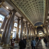 Потолки и декор Казанского собора — фото 31