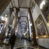 Потолки и декор Казанского собора — фото 29