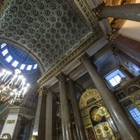 Потолки и декор Казанского собора — фото 54