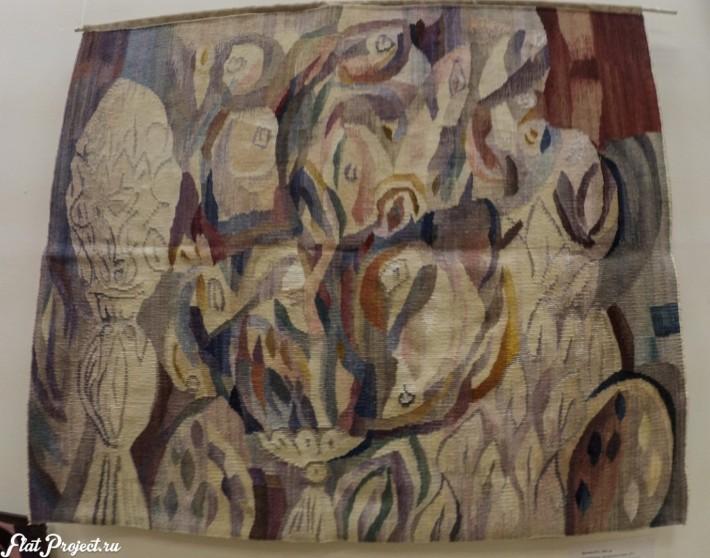 Ткани и гобелены на Осенней выставке 2016 — фото 10