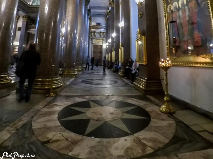 Потолки и декор Казанского собора — фото 10