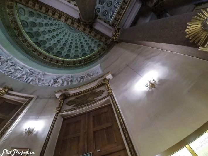 Потолки и декор Казанского собора — фото 17