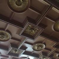 Потолок в Зале хоккейной славы в Торонто — фото 1
