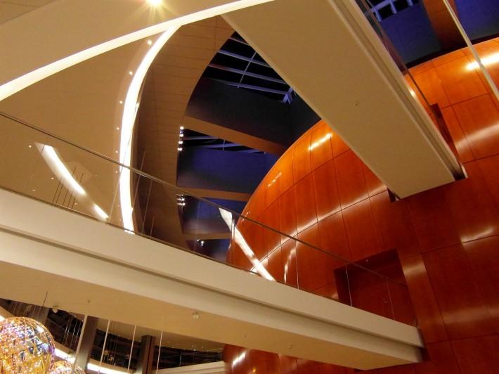 Интерьер Оперного театра Копенгагена
