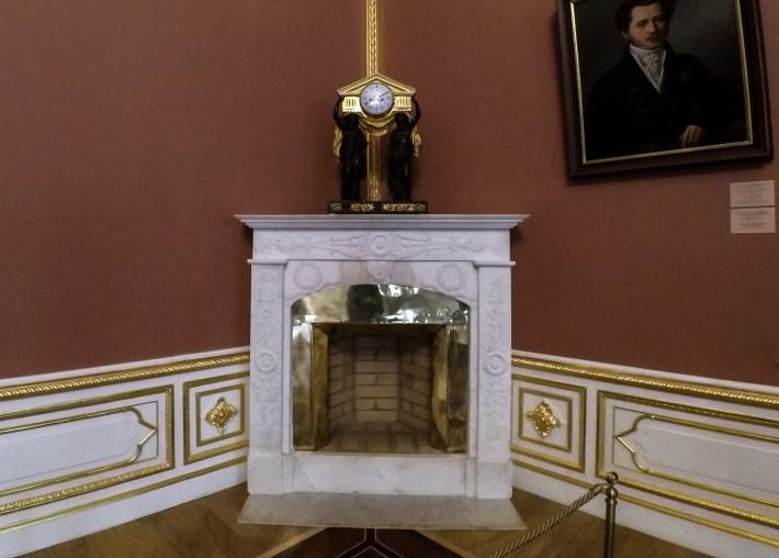 Камин в Главном штабе — фото 3