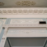 Потолки и декор в здании Главного штаба — фото 34