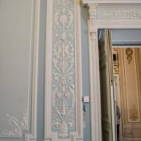 Потолки и декор в здании Главного штаба — фото 31