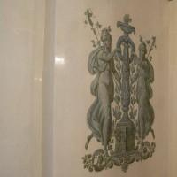 Потолки и декор в здании Главного штаба — фото 112