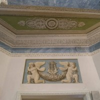 Потолки и декор в здании Главного штаба — фото 172