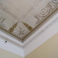 Потолки и декор в здании Главного штаба — фото 108