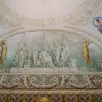Потолки и декор в здании Главного штаба — фото 35
