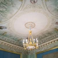 Потолки и декор в здании Главного штаба — фото 43